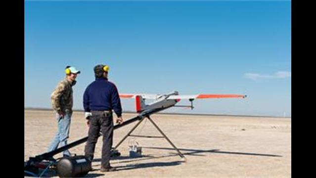 Texas University Looks to Land Spot in National Drone Program