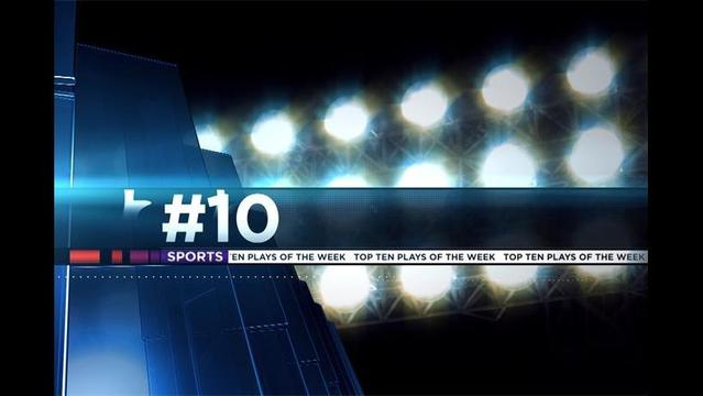 Top 10 Plays of the Week: April 7th, 2013