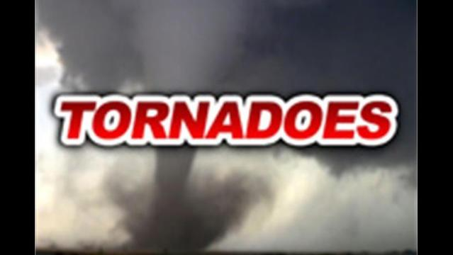 Tornado Rips Across East Mississippi