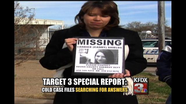 Cold Case Files: Searching for Answers