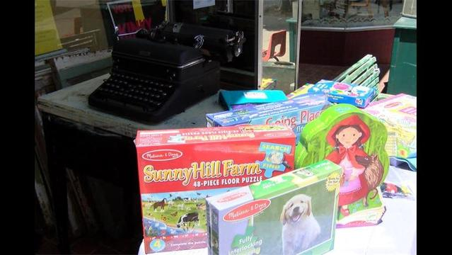 400 Mile Yard Sale Highlights Local Businesses