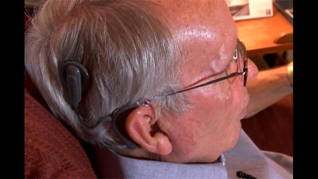 Implant Restores the Gift of Sound for Burkburnett Man