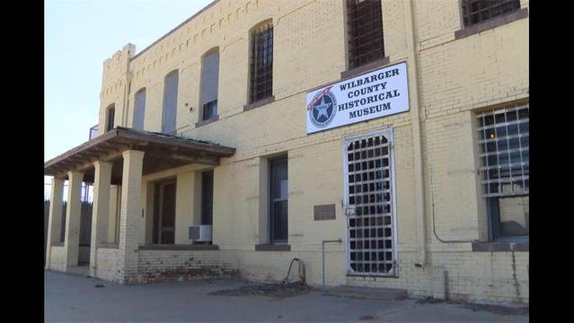 Touring Texoma: Wilbarger County Historical Museum