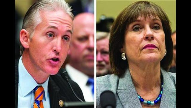 Republicans May Call Back IRS Official Who Refused to Testify