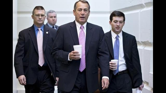 Despite Fiscal Cliff Setback, GOP Remains Dogged in Resistance to Obama