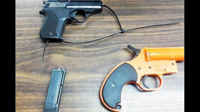 N.Y. Mom Arrested after 7-Year-Old Son Brought Loaded Gun to School
