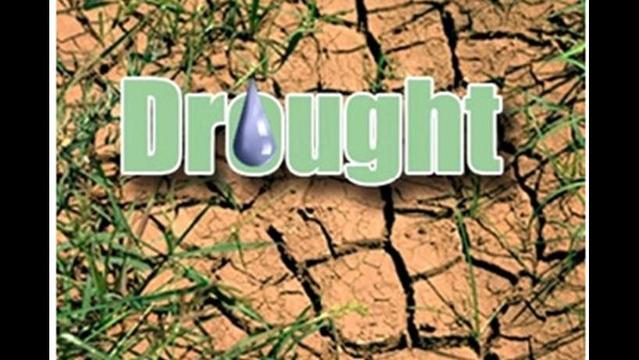 2013 Drought Update