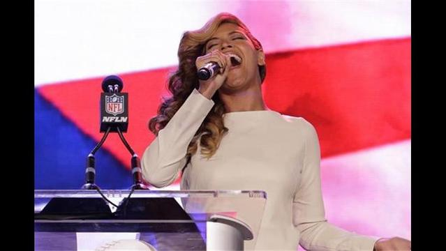 Beyonce Admits to Lip-Syncing National Anthem, Promises to Sing Live at Super Bowl