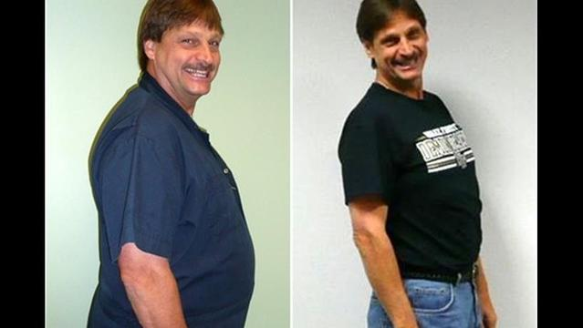 Weight-loss wager: Couple loses 120 pounds, gains $6,000