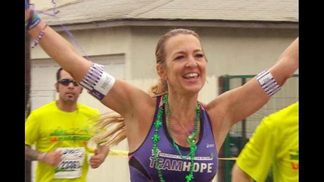 Woman Runs 52 Marathons in 52 Weeks to End Cancer