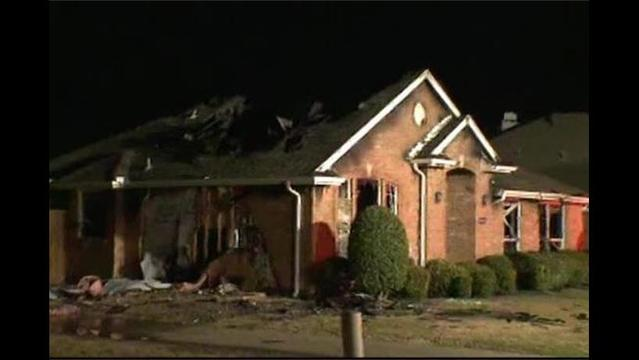 Frisco House Explodes Early Tuesday Morning