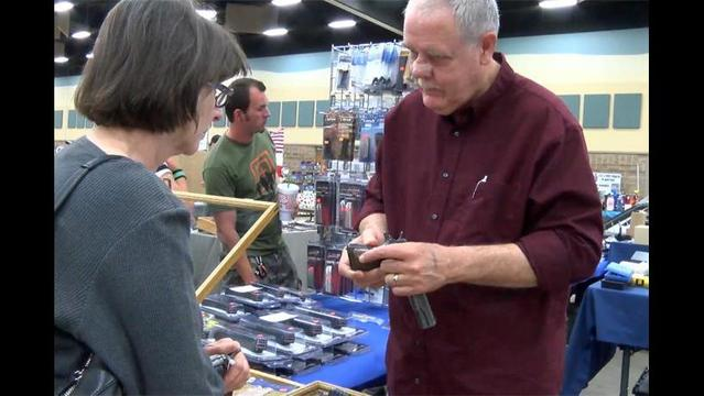 Gun Show Sales Fall to Normal After Record Sales in January