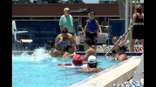 CDC Says More People Getting Sick from Pools