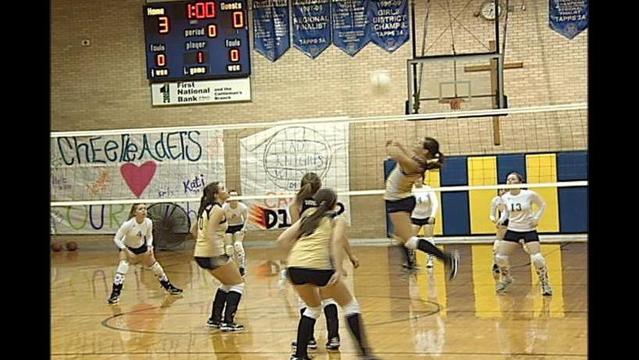 HIGH SCHOOL VOLLEYBALL: SEPTEMBER 24, 2009
