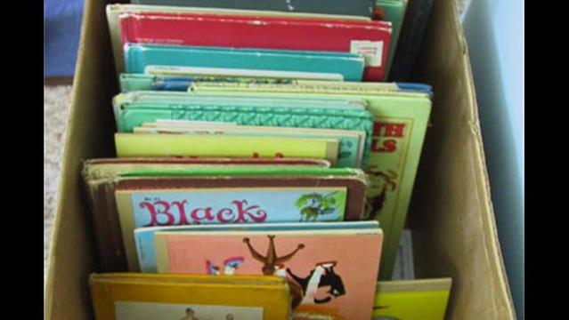 Area Day Care Centers Receive Thankful for Donated Books