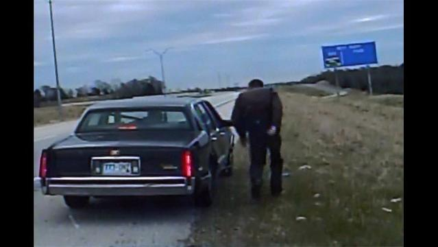 Montague Co. Sheriff's Officials Discuss Dash Cam Video of Deputy Shooting