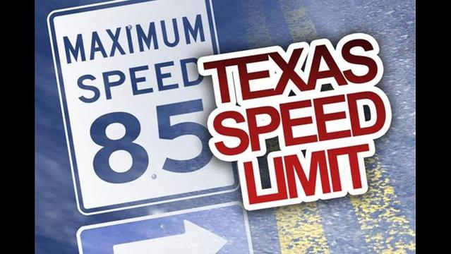 85 mph! Texas to open toll highway with fastest speed limit in nation