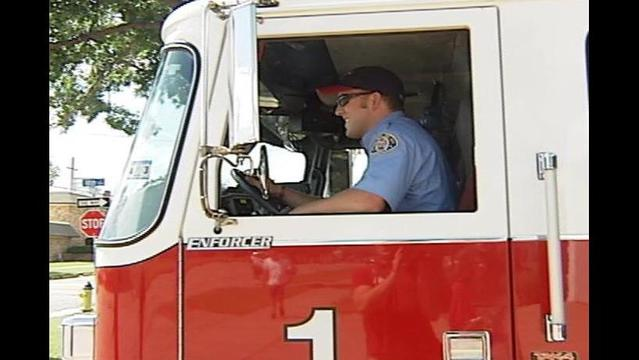 Wichita Falls Fire Department Hiring
