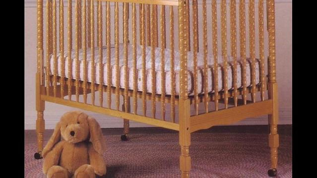 Thousands of Drop-Side Cribs Recalled