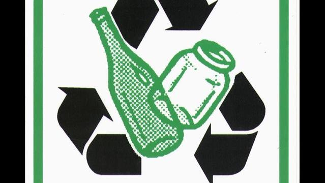 City Adds New Glass Recycling Bins