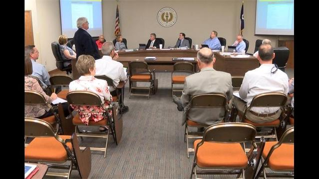 WFISD Board of Trustees Discuss Education for the Future