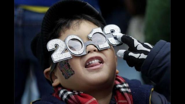 Watch a live webcast of the Times Square New Year's Eve Celebration!