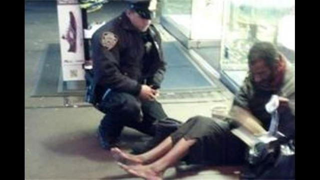NYPD Officer's Act of Kindness Goes Viral on Facebook