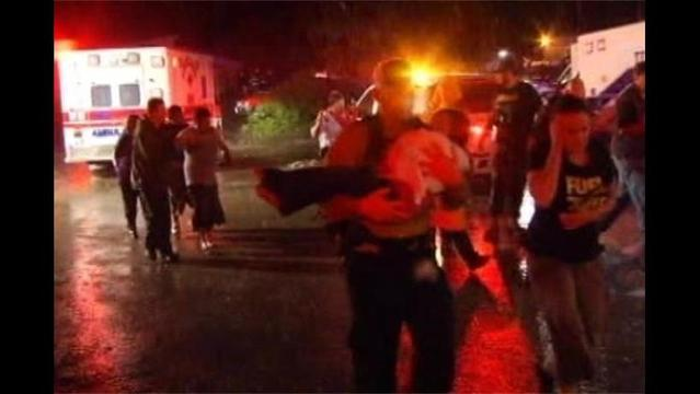 Six Die in Overnight Tornadoes