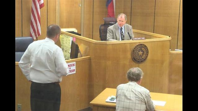 Garza Requests Moving Court Hearing Due to Trial Publicity