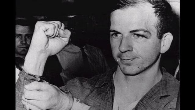 Author Claims Lee Harvey Oswald Didn't Plan To Shoot JFK