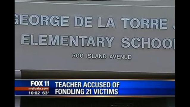 Los Angeles-area School Teacher Accused of Sexually Abusing up to 20 Kids