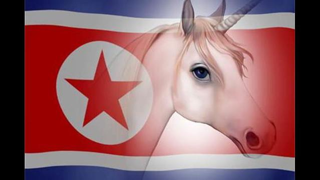North Korea Claims Discovery of 'Unicorn Lair'