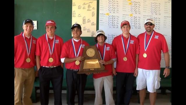UIL State Golf Tournament, Day Two