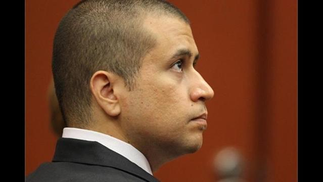 Zimmerman's not guilty plea accepted in Martin case arraignment