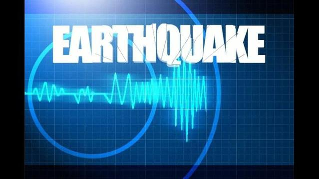 New Year's Earthquake Shakes Stephens County