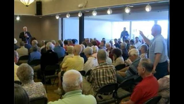 McCain's Constituents Fire Back at Home over Immigration