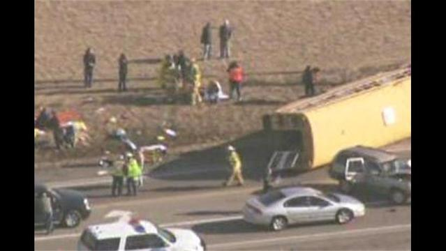 One Killed in Illinois School Bus Accident