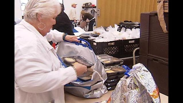 Four County Programs Get Grants for Senior Meal Services