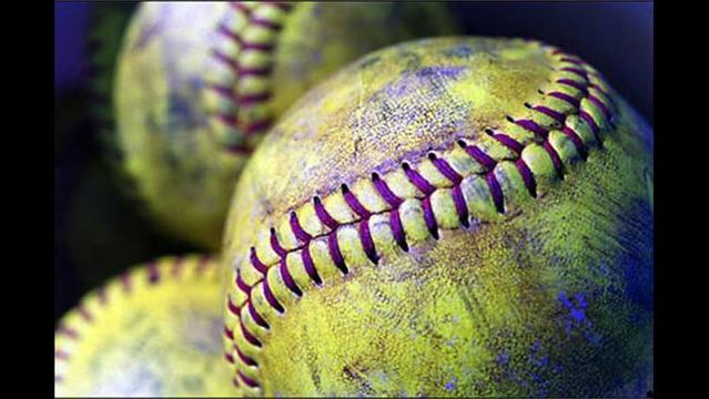Local High School Softball Playoff Schedule 5/7-5/11