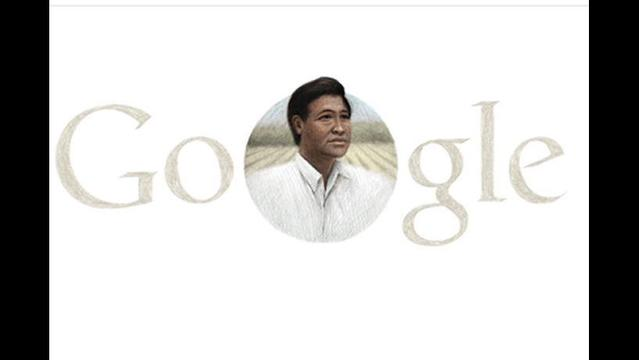 Google Upsets Users with Cesar Chavez Doodle