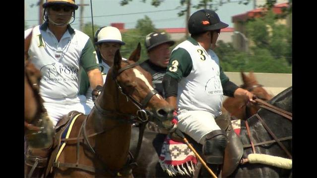 Fort Sill Holds 3rd Annual Polo Match