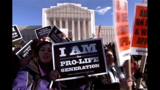 Thousands Expected to Protest Abortion on National Mall