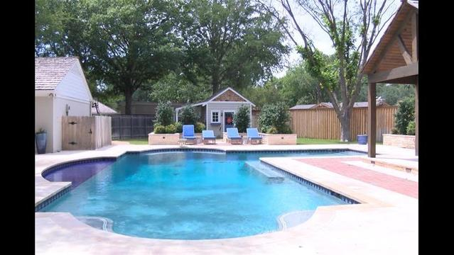 Restrictions for Pools in Drought