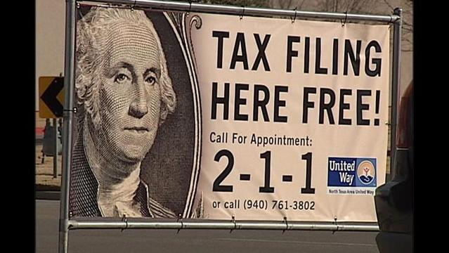 United Way Preparing for Free Tax Filing Program