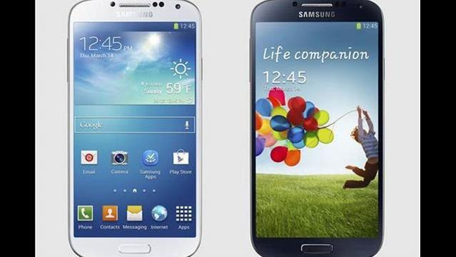 Samsung Reveals New Phone: Galaxy S 4