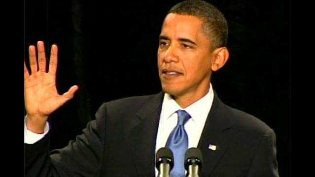 President Obama Meets With Bipartisan Congressional Group to Discuss Fiscal Cliff