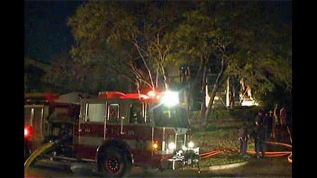 Woman Found Dead inside Burning Irving Home