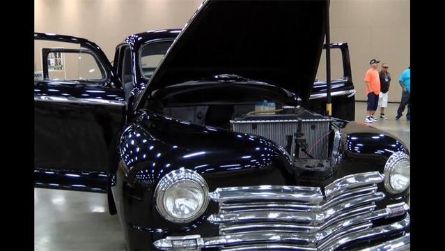 Classic Car Show Helps Youth Spread the Word of God