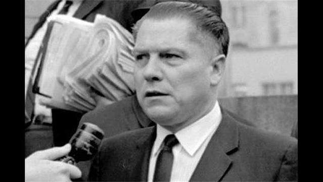 Detroit Mobster Says He Knows Where Jimmy Hoffa is Buried