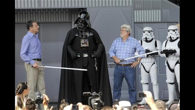 Disney buying Lucasfilm, will release new 'Star Wars' movie in 2015